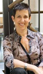 Intrepid Entrepreneur and staging expert Debra Gould