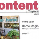 Staging Diva in Michiana House & Home Magazine