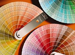 home staging colors